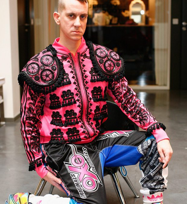 Moschino welcomes Jeremy Scott