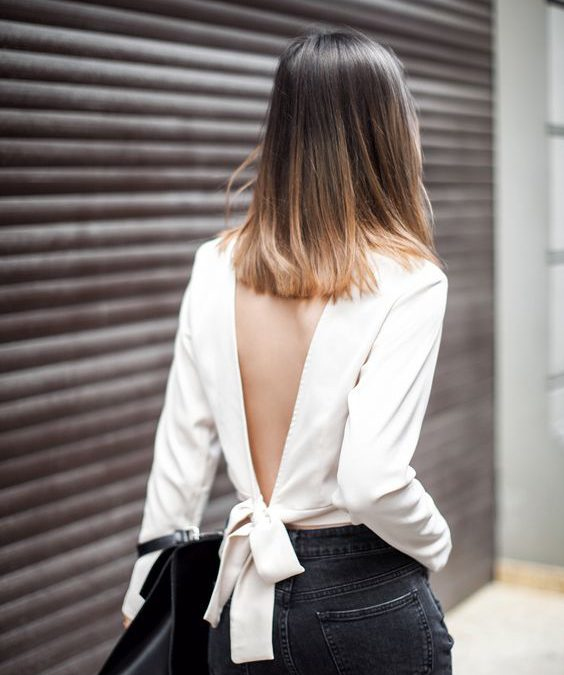 Sexy back!