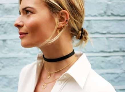 El accesorio IT: Chokers.