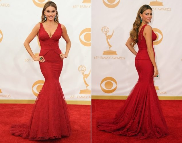 65th Primetime Emmy Awards: thank God for fashion!