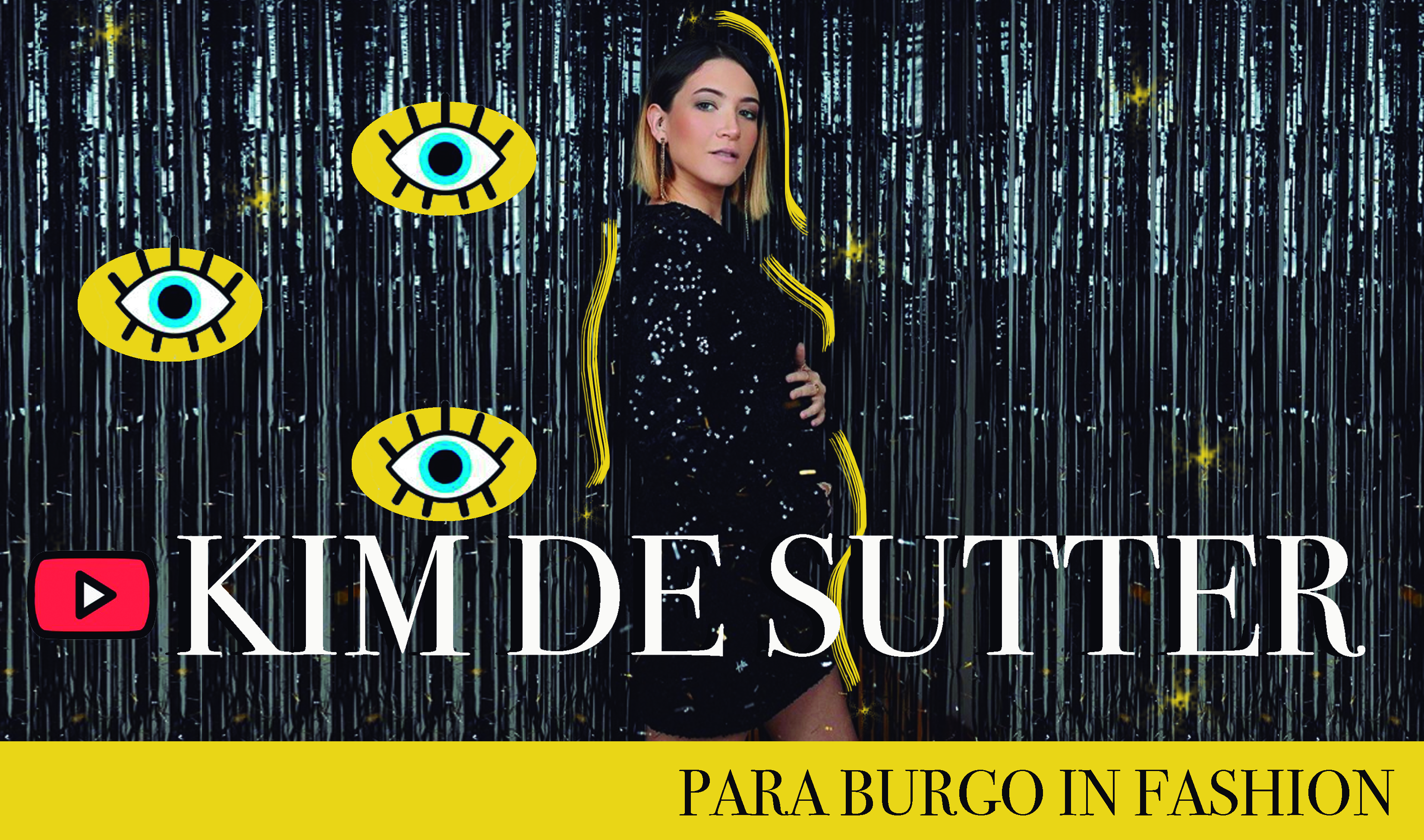KIM DE SUTTER, NUESTRA FASHION MOM BURGO 2019.